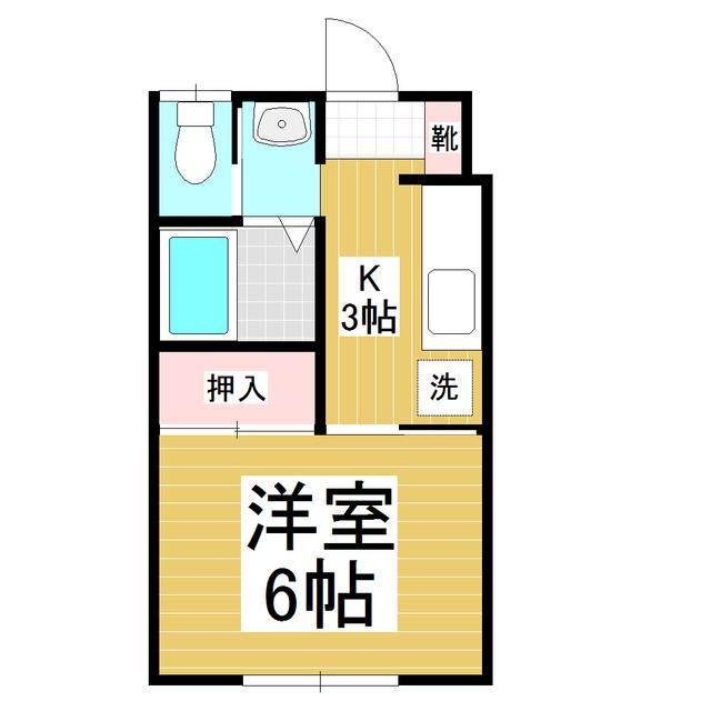 【賃貸】ファミリアンハウス